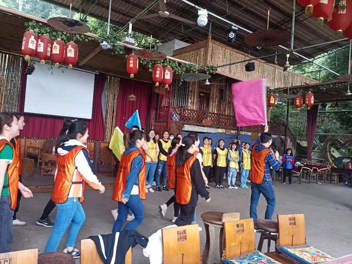 重庆南山农家乐团建